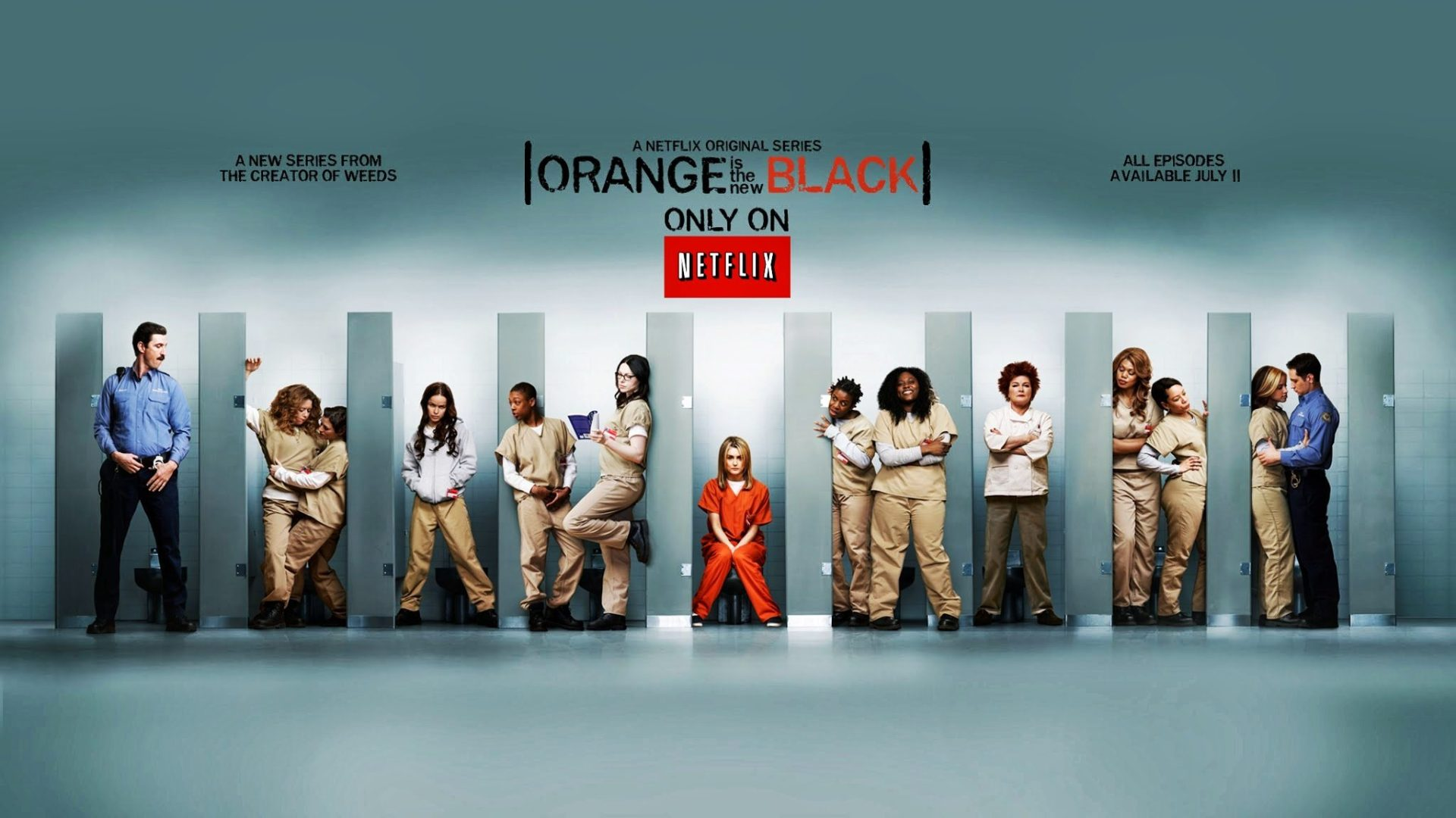 Orange is the New Blac... Orange Is The New Black Character Posters
