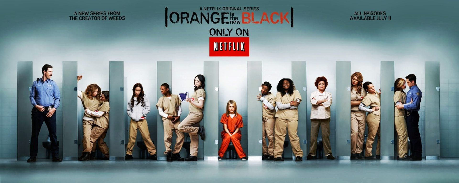Orange is the New Black (Season 1 and 2) Review – Meera's Blog  Orange is the N...